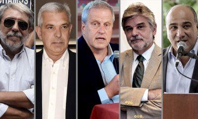 Los nuevos ministros del gabinete de Alberto Fernández.