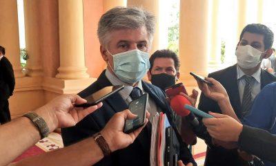 Arnaldo Giuzzio, ministro del interior. (Foto 780 AM).