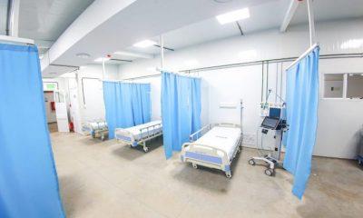 Las camas de terapia del sector privado se utilizan para fortalecer sistema de salud pública. (Foto Radio Nacional)