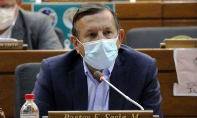 Diputado Pastor Soria, presidente de la Comisión de Ecología, Recursos Naturales y Medioambiente. Foto: Diputados.