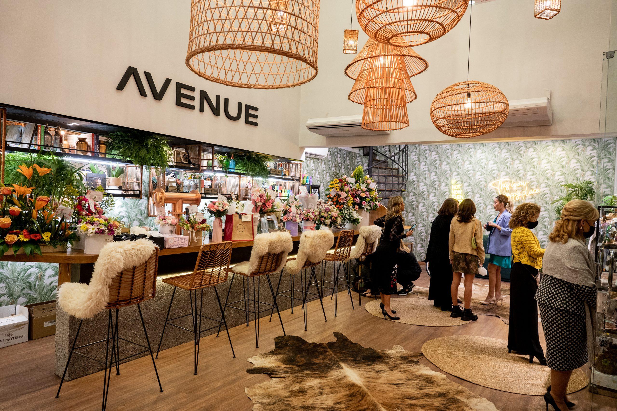 Avenue busca ofrecer un ambiente en el que comprar sea un placer. Foto: Gentileza.