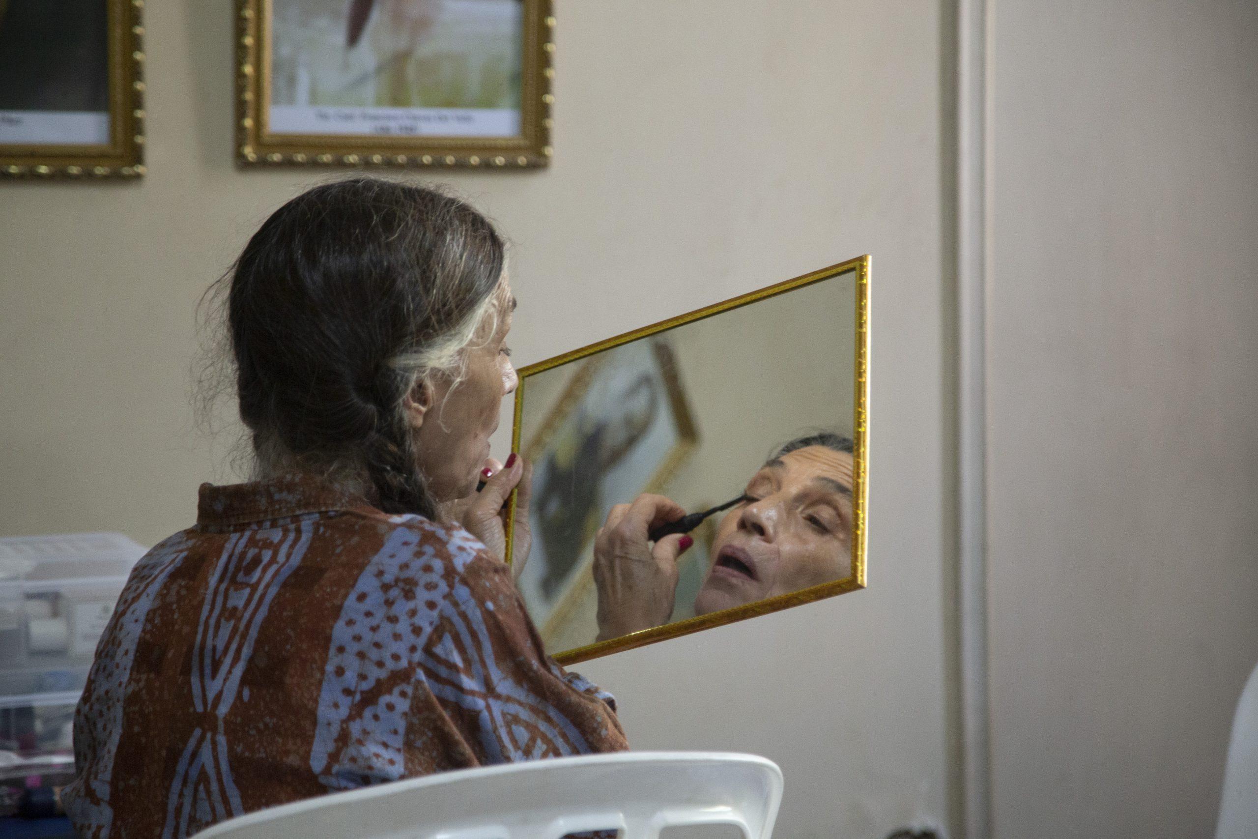 La reconocida actriz española Angela Molina es la protagonista de este nuevo film.
