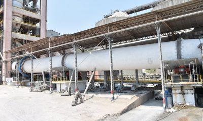Industria Nacional del Cemento. (Foto INC)