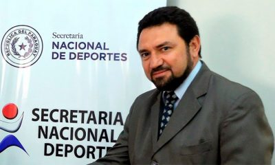 José Ortíz, titular de la Conajzar. (Foto Gentileza).
