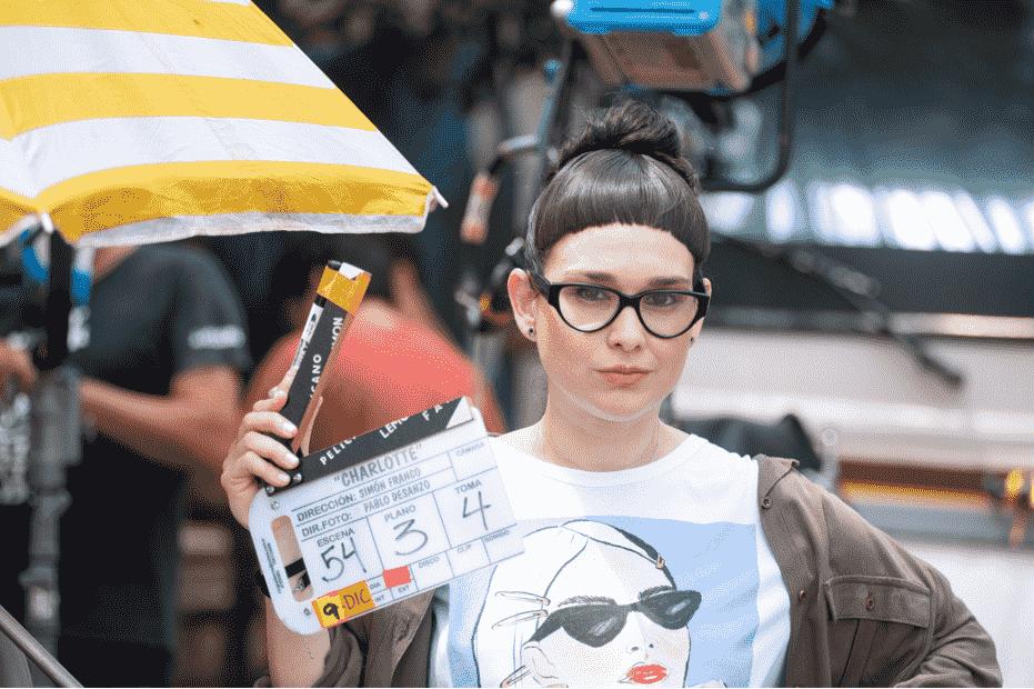 """Lali González también forma parte del elenco de """"Charlotte""""."""