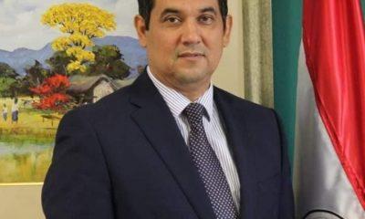 Senador Martín Arévalo. (Foto Facebook Legislando con la Gente).