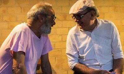 Silvio Rodas y Juan Carlos Moreno. Cortesía
