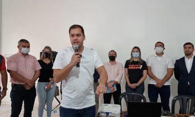 Miguel Prieto, candidato a intendente en Ciudad del Este.