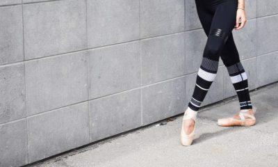 Volver al ballet con estilo. Foto: http://www.casiraghistyle.com/