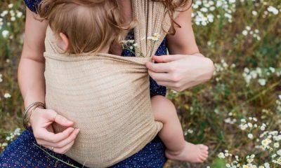 Crianza ecológica para vincular a la familia con el medio ambiente.