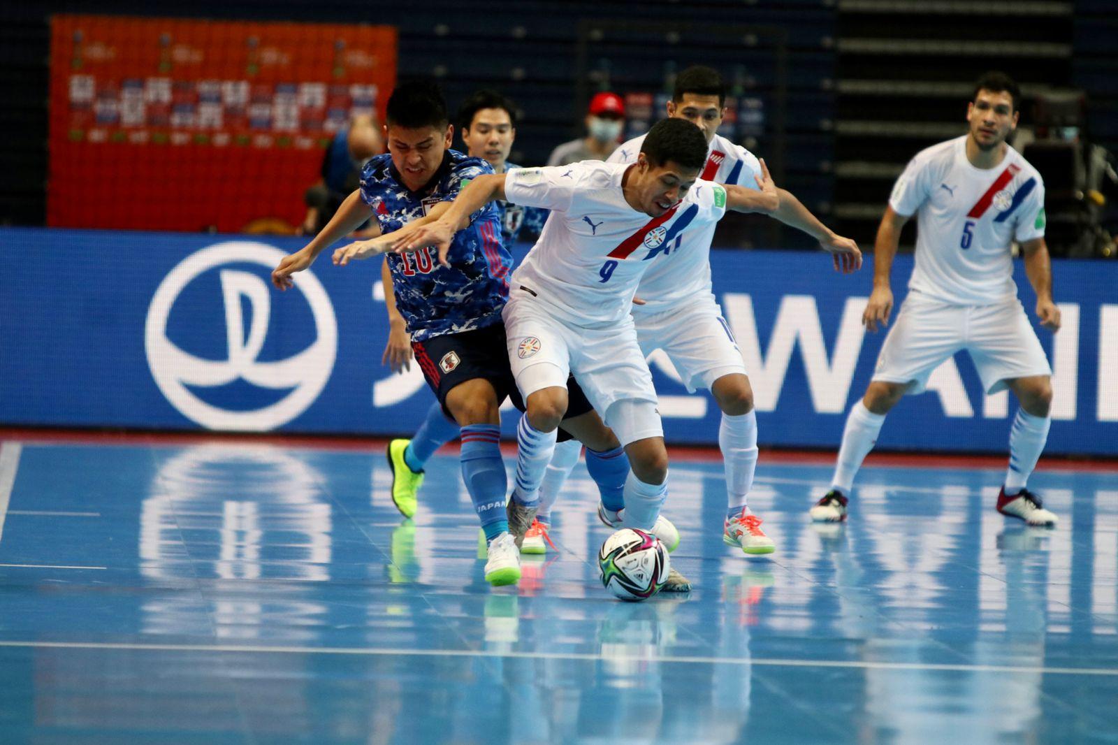 Foto: @FutsalAPF.