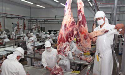 El sector cárnico es uno de los mayores pesos en la industria paraguaya. (Foto Radio Nacional).