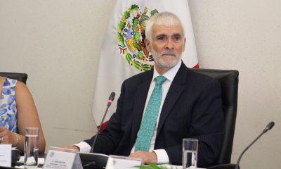 Juan Manuel Nungaray, embajador de México en nuestro país. Foto: Gentileza.