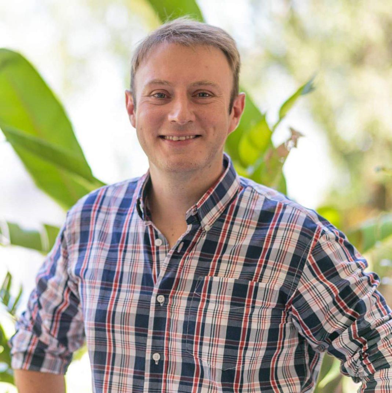 Luis Paciello, candidato a intendente de Lambaré. (Foto Facebook).