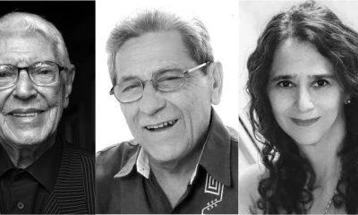 Mónica González, Jesús Pérez, Feliciano Acosta, Mary Carmen Niella y Luis Álvarez. Cortesía