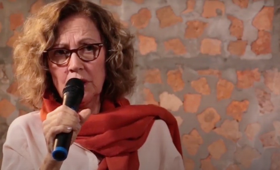 Mónica González. Cortesía Fundación Texo