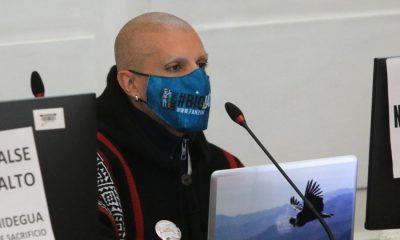 Rodrigo Vade, fingió estar enfermo de cáncer. Foto: La Tercera.