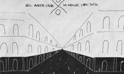 """Toni Roberto, identidad gráfica de """"Noche de Galerías"""", 2021 (detalle)"""