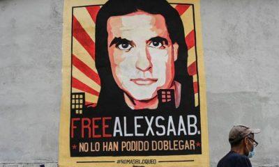 El gobierno venezolano inició una campaña para que Alex Saab sea liberado. Foto: Getty.