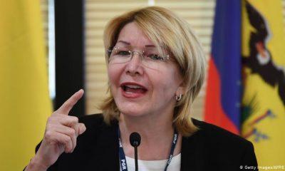 La ex fiscal general Luisa Ortega Díaz, crítica del régimen venezolano, destituida en 2017 y refugiada en Colombia, pidió asilo político en España. Foto: Getty.
