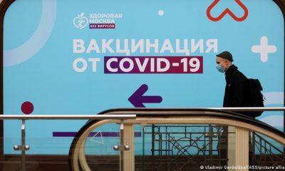 Rusia ha estado registrando récords de nuevas muertes en los últimos días. Foto: Picture Aliance.