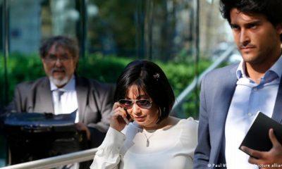 Claudia Patricia Díaz Guillén, fue una extesorera del gobierno de Venezuela que también fue enfermera del fallecido presidente Hugo Chávez. Foto: Picture Aliance.