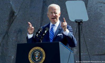 """El presidente Joe Biden aseguró que su gobierno """"tiene un compromiso"""" de defender militarmente a Taipei. Foto: Picture Aliance."""