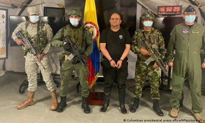 La detención de Otoniel requirió de la participación cojunta de varios cuerpos de seguridad del Estado. Foto: Picture Aliance.