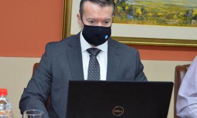 Carlos Arregui, ministro de Seprelad. (Foto Seprelad)