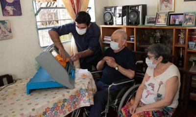 El objetivo es facilitar el derecho al sufragio a las personas con discapacidad. (Foto Justicia Electoral)