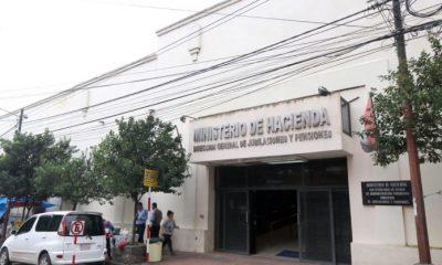 Sede de la Dirección General de Jubilaciones y Pensiones (DGJP). (Foto Gentileza)