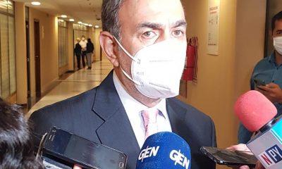 Juan Darío Monges, senador. (Foto Senado).