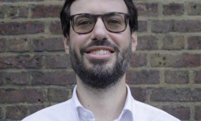 Luigi Galimberti, fundador de ARTE PY. Cortesía