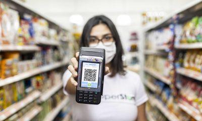 Actualmente, unos 16 bancos, financieras y cooperativasya tienen dentro de sus apps la opción de pago con QR. Foto: Gentileza.