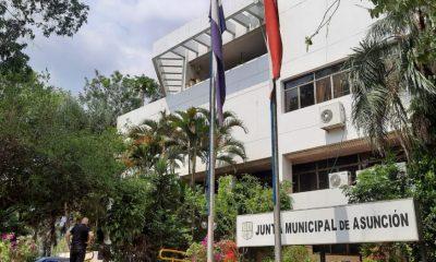 Junta Municipal de Asunción. (Foto Gentileza)
