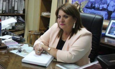 Carolina Aranda, intendenta electa de Mariano Roque Alonso. (Radio Ñanduti) fue proclamada el viernes.