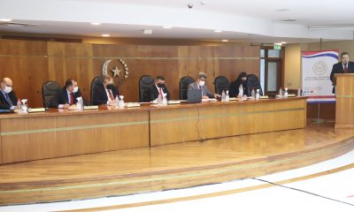 El Consejo de la Magistratura tomará el examen de conocimientos generales y específicos a los postulantes para el cargo de vacante de ministro de la Corte Suprema de Justicia. (GENTILEZA)