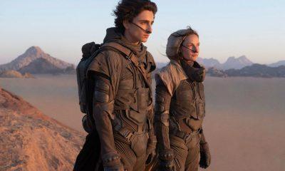 """""""Dune"""", dirigida por Denis Villeneuve, 2021"""