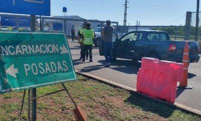 La apertura de fronteras finalmente se dio. (Foto Misionesonline.net).